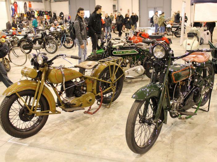 Auto e Moto d'Epoca Padova, tutte le moto più belle delle precedenti edizioni - Foto 26 di 29