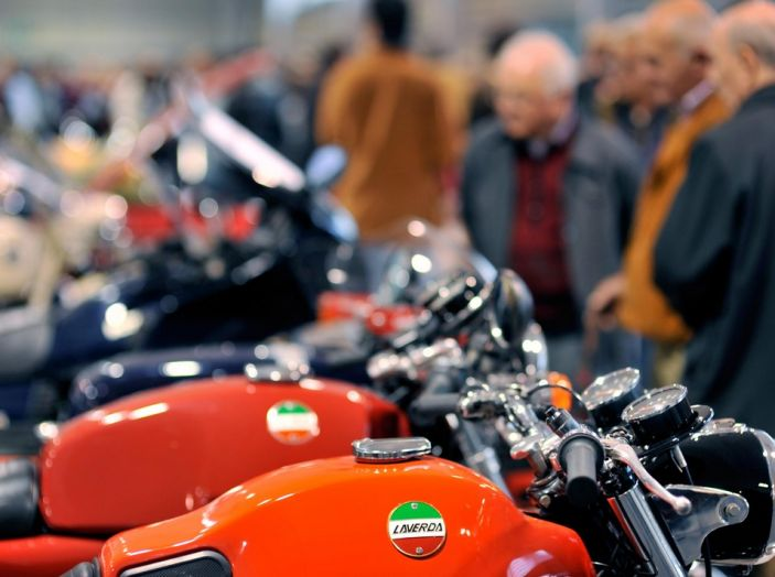 Auto e Moto d'Epoca Padova, tutte le moto più belle delle precedenti edizioni - Foto 4 di 29