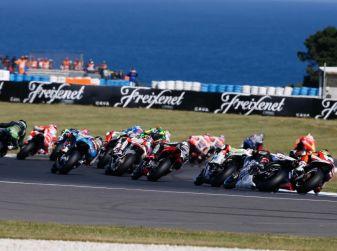MotoGP 2016, Phillip Island: orari Sky e TV8 per il GP d'Australia
