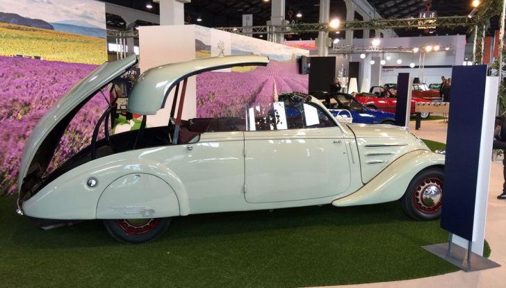 Peugeot al Salone Auto e Moto d'Epoca: i trent'anni della 205 - Foto 3 di 11
