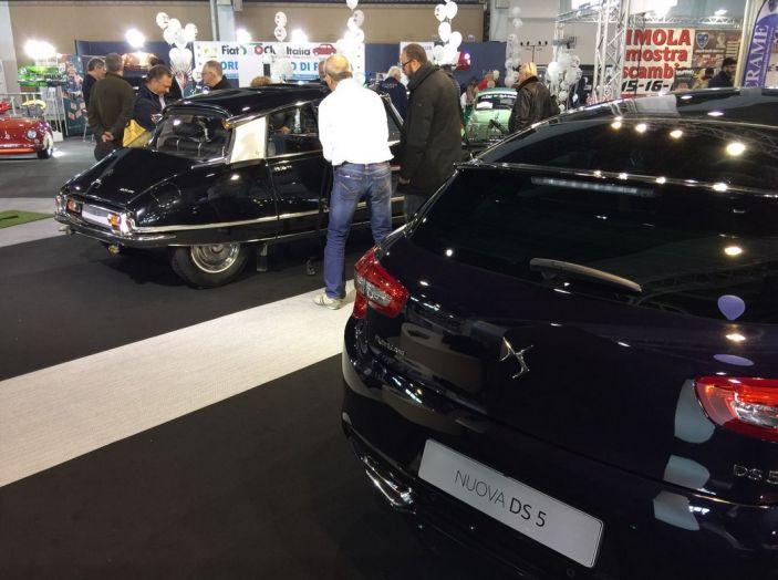 Le auto di ieri e di oggi al salone Auto e Moto d'Epoca 2106 - Foto 9 di 19