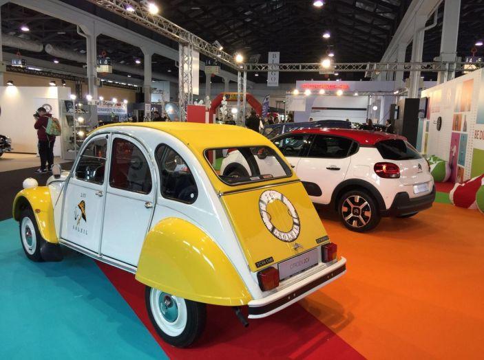 Le auto di ieri e di oggi al salone Auto e Moto d'Epoca 2106 - Foto 19 di 19