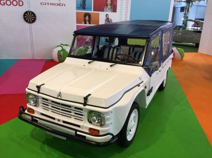 Le auto di ieri e di oggi al salone Auto e Moto d'Epoca 2106 - Foto 14 di 19
