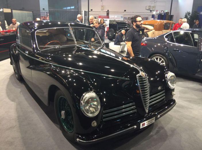 Le più belle auto storiche del salone Auto e Moto d'Epoca 2016 - Foto 6 di 28