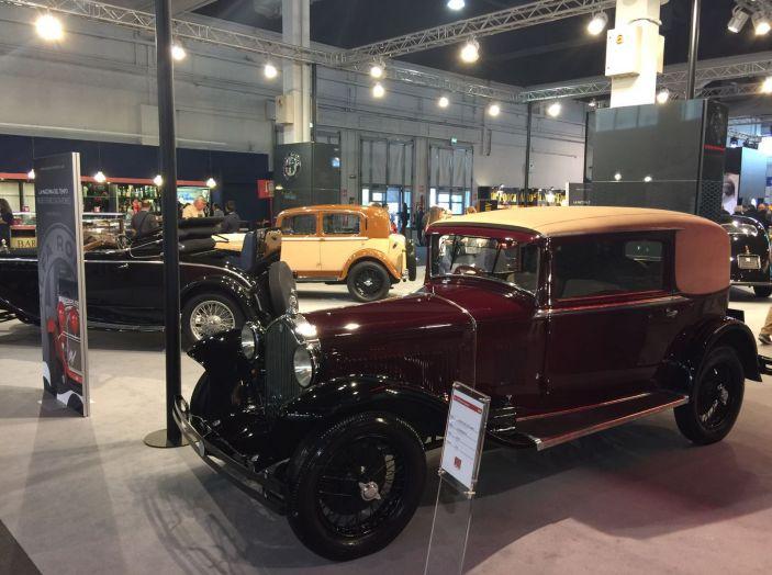 Le più belle auto storiche del salone Auto e Moto d'Epoca 2016 - Foto 7 di 28