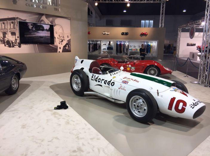 Le più belle auto storiche del salone Auto e Moto d'Epoca 2016 - Foto 1 di 28