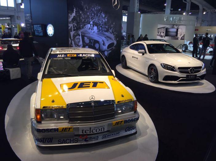 Le più belle auto storiche del salone Auto e Moto d'Epoca 2016 - Foto 14 di 28
