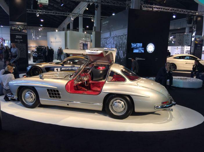 Le più belle auto storiche del salone Auto e Moto d'Epoca 2016 - Foto 9 di 28
