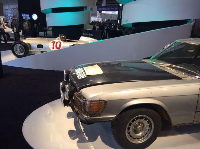 Le più belle auto storiche del salone Auto e Moto d'Epoca 2016 - Foto 19 di 28