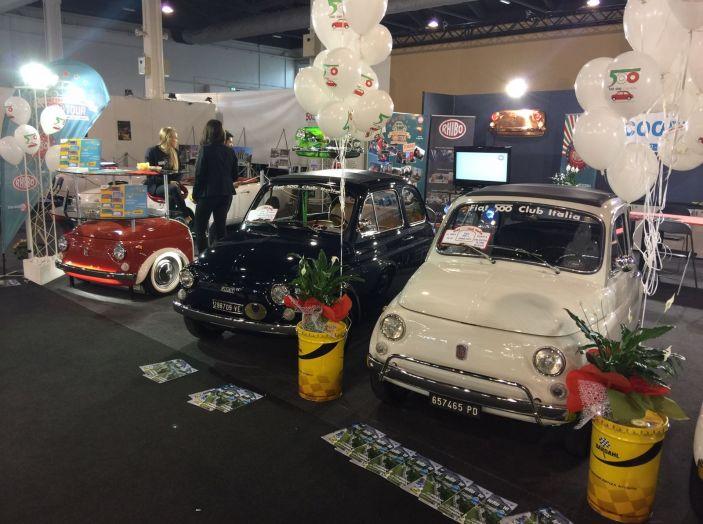 Le più belle auto storiche del salone Auto e Moto d'Epoca 2016 - Foto 21 di 28