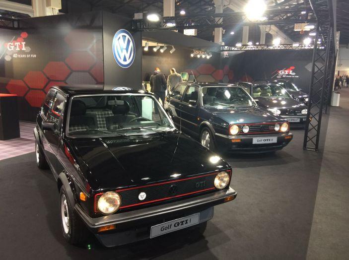 Le più belle auto storiche del salone Auto e Moto d'Epoca 2016 - Foto 24 di 28