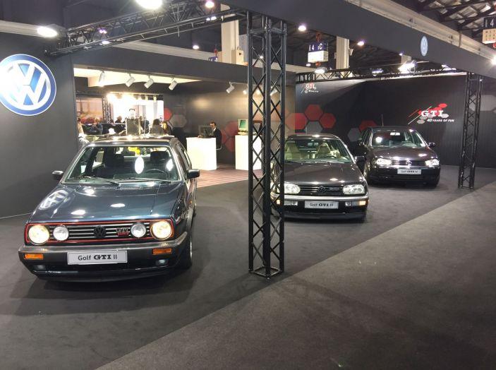 Le più belle auto storiche del salone Auto e Moto d'Epoca 2016 - Foto 25 di 28