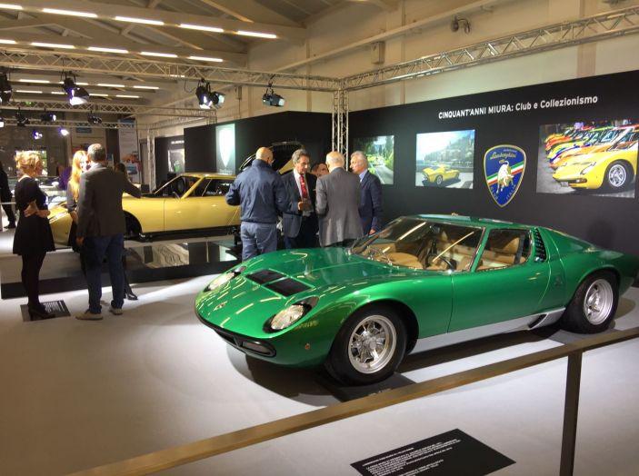 Le più belle auto storiche del salone Auto e Moto d'Epoca 2016 - Foto 5 di 28
