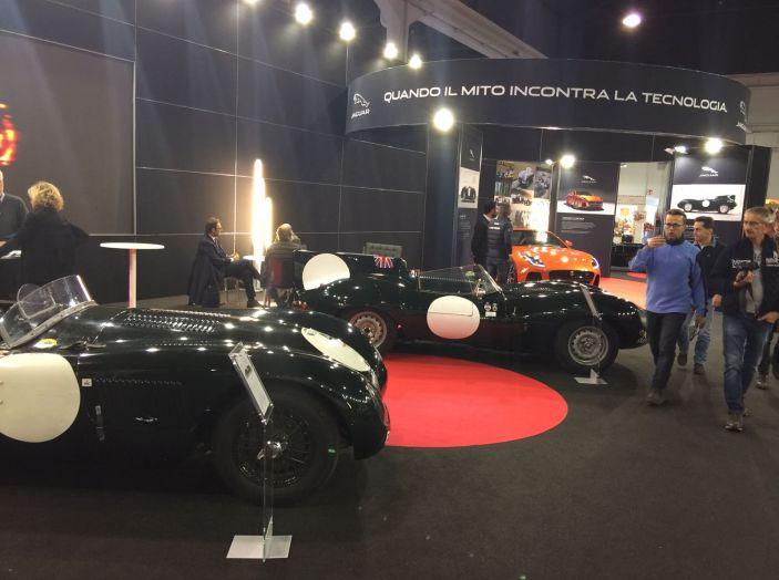 Le più belle auto storiche del salone Auto e Moto d'Epoca 2016 - Foto 26 di 28