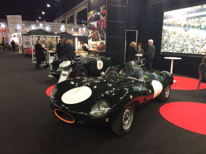 Le più belle auto storiche del salone Auto e Moto d'Epoca 2016 - Foto 28 di 28