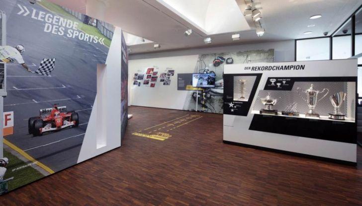 La collezione privata di Michael Schumacher gratuita e aperta a tutti - Foto 10 di 10