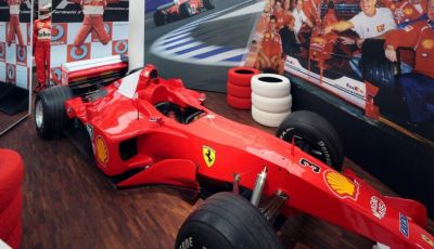 La collezione privata di Michael Schumacher gratuita e aperta a tutti