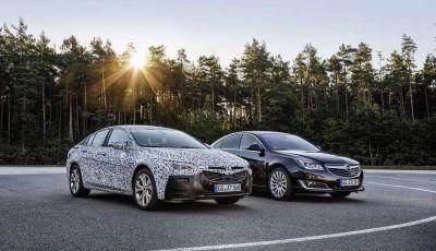 Nuova Opel Insignia Grand Sport test drive, prestazioni e dotazioni