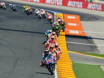 MotoGP 2016, Valencia: orari per l'ultima gara in diretta su TV8 e Sky
