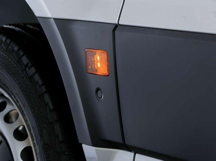 Volkswagen Crafter prova su strada del veicolo commerciale di nuova generazione - Foto 26 di 34