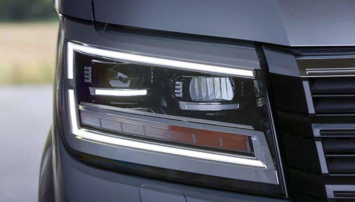 Volkswagen Crafter prova su strada del veicolo commerciale di nuova generazione - Foto 28 di 34
