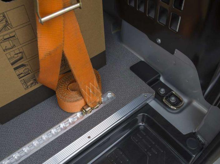 Volkswagen Crafter prova su strada del veicolo commerciale di nuova generazione - Foto 32 di 34