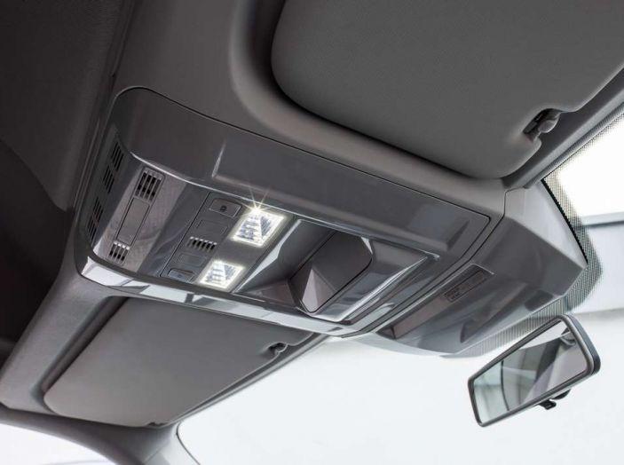 Volkswagen Crafter prova su strada del veicolo commerciale di nuova generazione - Foto 33 di 34