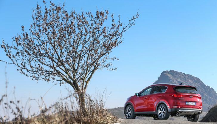 Nuova Kia Sportage: caratteristiche, dotazioni e prezzi del re dei crossover - Foto 2 di 16