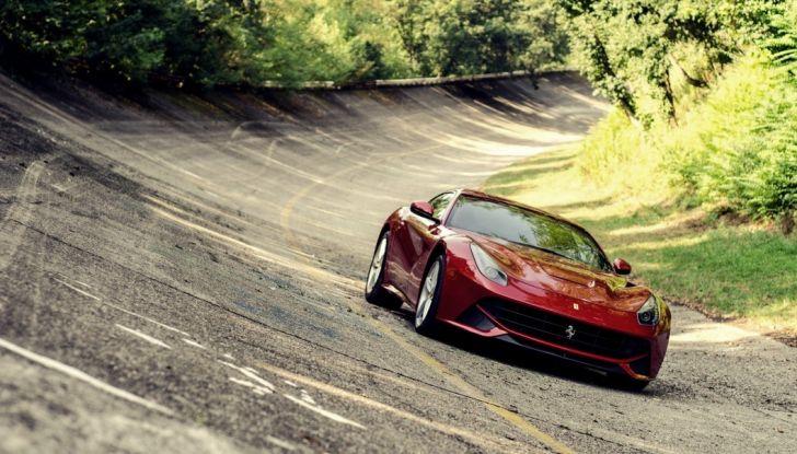 Ferrari F12 M, l'erede della Berlinetta: ecco le prime foto spia - Foto 13 di 13