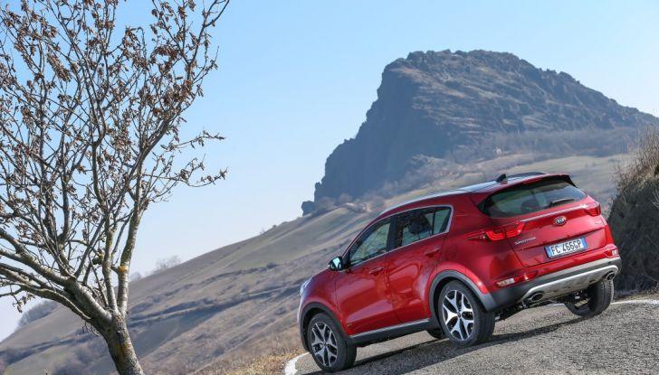 Nuova Kia Sportage: caratteristiche, dotazioni e prezzi del re dei crossover - Foto 12 di 16