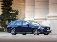 Nuova Mercedes Classe E Station Wagon: prova su strada e prestazioni