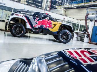 Peugeot 3008 DKR 2017: in cerca della doppietta alla Dakar 2017