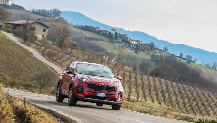 Nuova Kia Sportage: caratteristiche, dotazioni e prezzi del re dei crossover - Foto 9 di 16