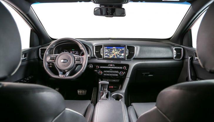 Nuova Kia Sportage: caratteristiche, dotazioni e prezzi del re dei crossover - Foto 3 di 16