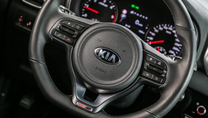 Nuova Kia Sportage: caratteristiche, dotazioni e prezzi del re dei crossover - Foto 5 di 16