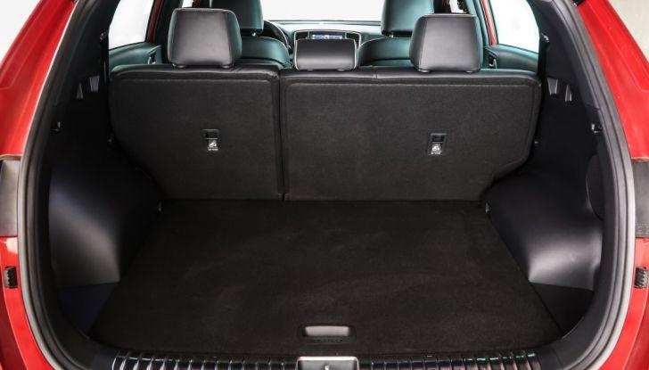 Nuova Kia Sportage: caratteristiche, dotazioni e prezzi del re dei crossover - Foto 6 di 16