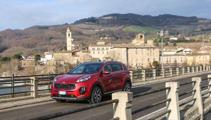 Nuova Kia Sportage: caratteristiche, dotazioni e prezzi del re dei crossover - Foto 7 di 16
