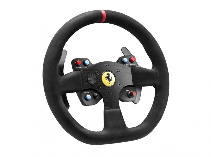 Thrustmaster annuncia il nuovo volante TS-PC Racer - Foto 2 di 4