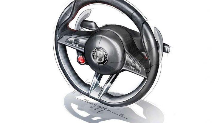 Alfa Romeo Stelvio, il motore 2.2 Diesel 180 CV amplia la gamma - Foto 16 di 25