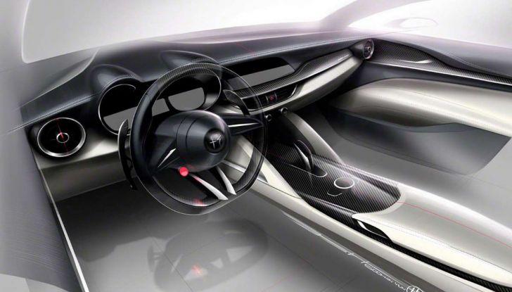 Alfa Romeo Stelvio pick-up, il rendering - Foto 18 di 25