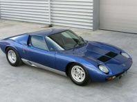 Lamborghini Miura della rockstar Rod Stewart venduta all'asta a 1,1 milioni di euro