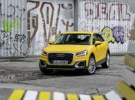 Audi Q2, prova su strada del nuovo SUV premium compatto tedesco