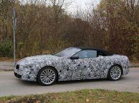 BMW Serie 8 Cabrio, prime foto spia dei test su strada