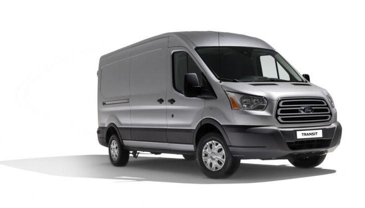 Veicoli commerciali 2016 Ford.