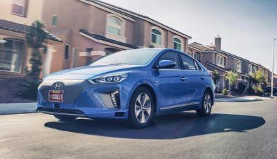 Hyundai Ioniq a guida autonoma: presentato un rivoluzionario prototipo