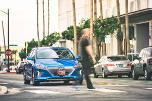 HYUNDAI MOTOR COMPANY INTRODUCES NEW AUTONOMOUS IONIQ CONCEPT AT AUTOMOBILITY LOS ANGELES