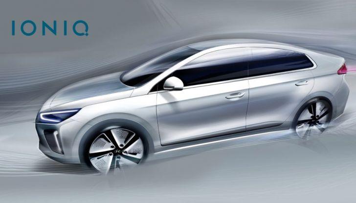 Nuova Hyundai IONIQ - Foto 2 di 7