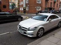 La Mercedes CLS 350 da un milione di… Swarovski