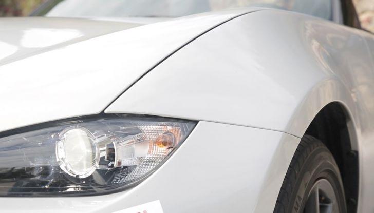 Test Drive Mazda MX-5 1.5 da 131 CV: il divertimento allo scoperto - Foto 11 di 22