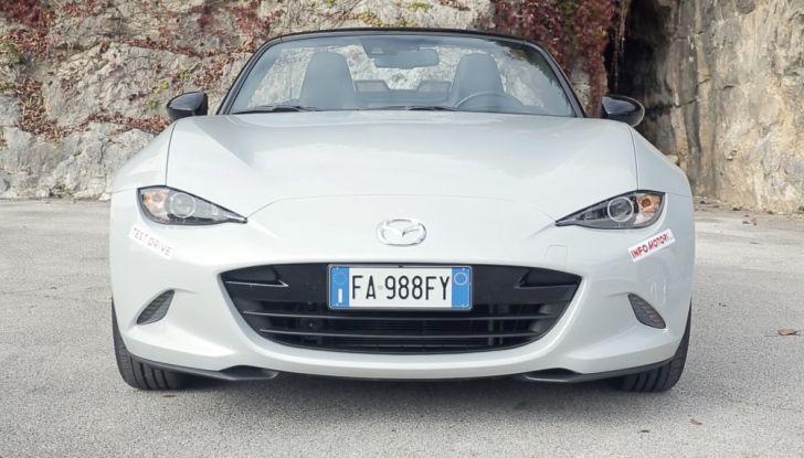 Test Drive Mazda MX-5 1.5 da 131 CV: il divertimento allo scoperto - Foto 15 di 22